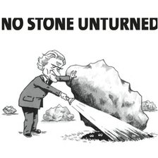Cover of Lord Heseltine's No Stone Unturned report