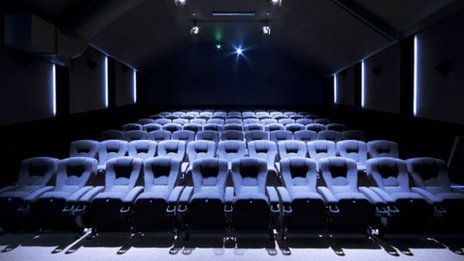 Theatr Mwldan's new cinema