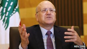 Najib Mikati. Photo: March 2013