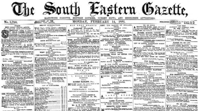 South Eastern Gazette