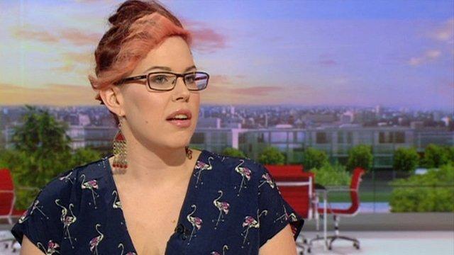Natasha Devon, body image campaigner