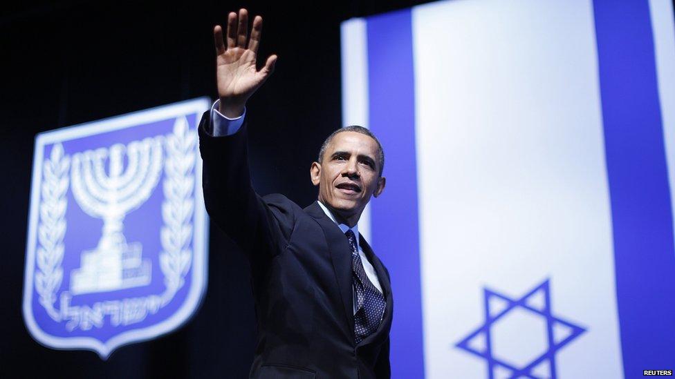 O dia está próximo: Obama tenta plano político para dividir Israel em dois
