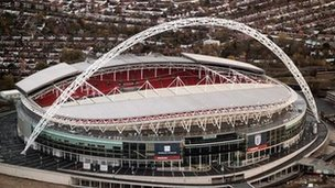 Stadiwm Wembley