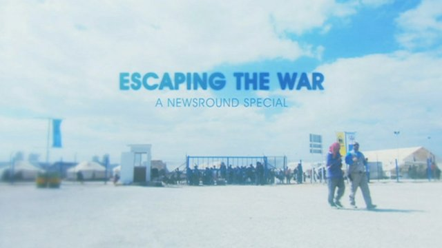 Escaping the War: A Newsround Special