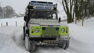 Teesdale and Weardale Rescue Team