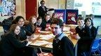 Students at Deer Park School Cirencester