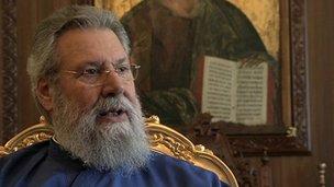 Archbishop of Cyprus