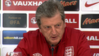 England coach Roy Hodgson