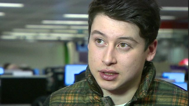 Creator of Summly, Nick D'Aloisio