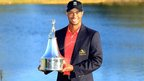 Tiger Woods wins 2012 Arnold Palmer Invitational