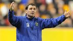 Blackburn Rovers caretaker manager Gary Bowyer