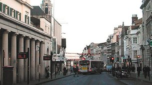 Colchester High Street