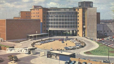 Television CEntre in the 1960s