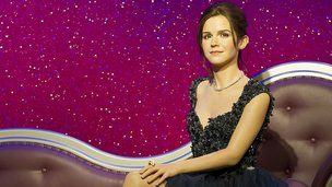 Emma Watson waxwork at Madame Tussauds London