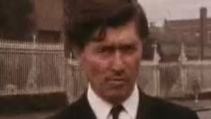 Clifford Luton (pictured in 1972)