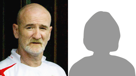 Mick Philpott / Lisa Willis silhouette