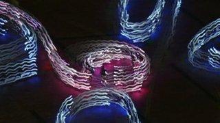 screengrab of light runners
