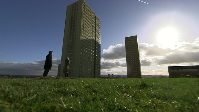 """Catrin Nye investigates the """"invisible"""" asylum seekers in Glasgow"""