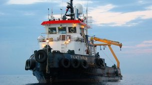 MV Flatholm (Pic: Coastline Surveys Ltd)