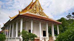 Temple built in Khunying Yai's honour