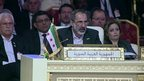 VIDEO: Opposition take Syrian summit seat