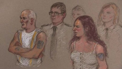 Philpotts in court on 31 May 2012