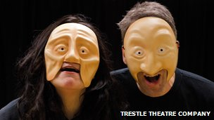 Trestle half masks