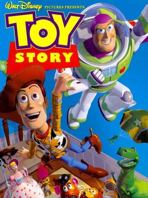 Toy Story film poster