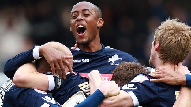 Millwall's Nadjim Abdou