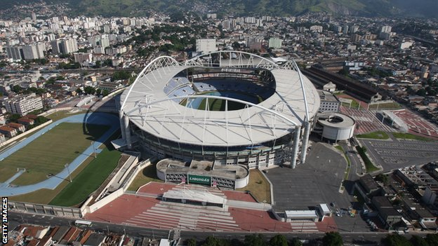 Joao Havelange stadium