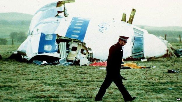 Lockerbie bombing
