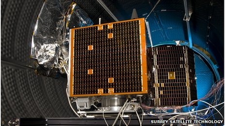 NX and N2 satellites being tested for Nigeria's space programme