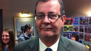 Kevin Barclay
