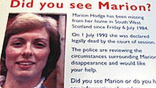Marion Hodge poster