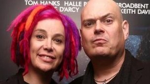 Andy and Lana Wachowski