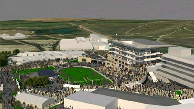Cheltenham Racecourse redevelopment plans