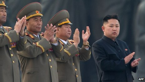 North Korea 'readies rocket force' after US stealth flights