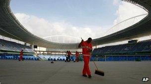 Joao Havelange stadium