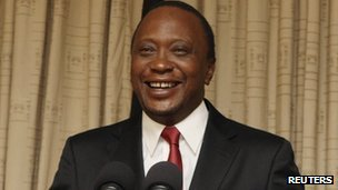 Uhuru Kenyatta in TV address to the nation