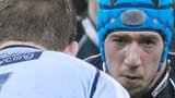 Justin Tipuric takes on Sam Hobbs