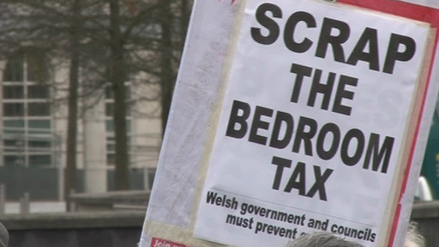 Scrap the bedroom tax banner