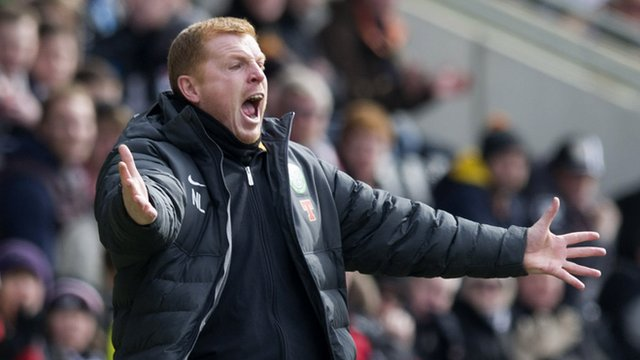 AUDIO: Neil Lennon slams 'appalling ref'