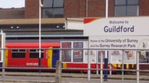 Guildford station (generic)