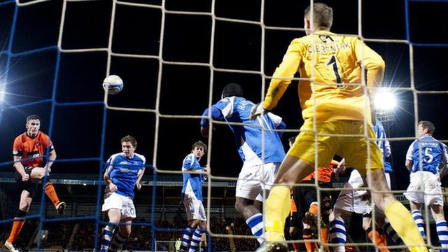 Highlights - St Johnstone 1-1 Dundee Utd