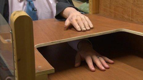 Rubber-hand illusion