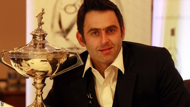 Ronnie O&#039;Sullivan