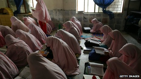 Madrasa in Pakistan