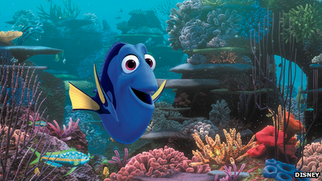 Sekuel Finding Nemo, Yaitu Finding Dory, Rilis 2015