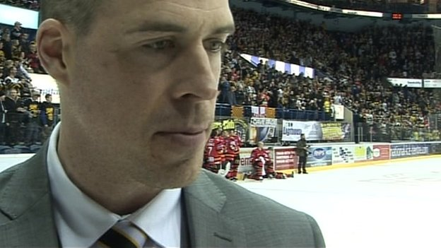 UK: Nottingham Panthers - Corey Neilson On Lookout For Fresh Ideas