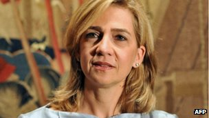 Princess Cristina  (Sept 2011)